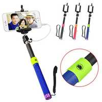 Extendable Shutter Handheld Selfie Stick Monopod
