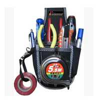 Electricians Waist Tool Belt Pouch Bag Screwdriver Carry Case Holder