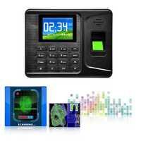 Realand A-E260 2.8Inches USB LCD Biometric Fingerprint Attendance Machine