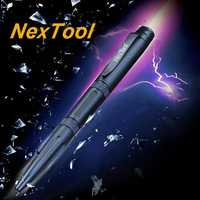 Nextool Functional Tactical Pen Fisher Space Pen Outdoor Survival Self-defense Tool