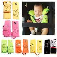 New Baby Child Pushchair Stroller Car Seat Belt Strap Cover Pad Cushion Shoulder