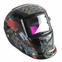 Fighting Hawk Solar Auto Darkening Welding Helmet Mask Welders Grinding