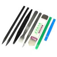 8 In 1 Repair Opening Pry Tools Set Kit Opener For Cell Phone
