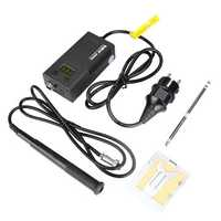 BAKON 950D 75W Mini Portable Digital Soldering Station with T13 Tip