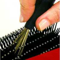 Comb Hairbrush Cleaning Beauty Tools Plastic Handle
