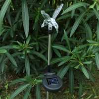 Garden Decor Flybird 7 Color Solar Power Bird Stake Light