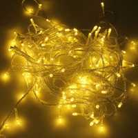 500 LED 50m Warm White String Decoration Light For Festival 220V