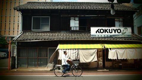 我在東京來了一個懷舊之旅。