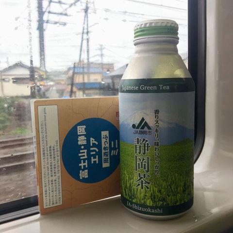 我買了靜岡富士地區周遊mini亂走。