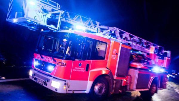 Brand in Klinik: Patient soll Feuer gelegt haben - WELT