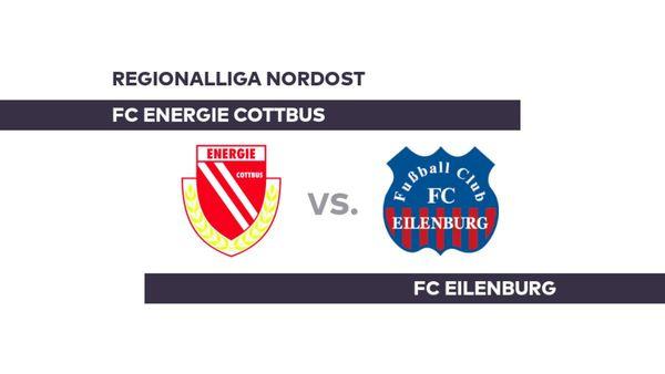 FC Energie Cottbus - FC Eilenburg: Eilenburg bleibt Schlusslicht bei Gegentoren in der Regionalliga Nordost - Regionalliga Nordost - WELT