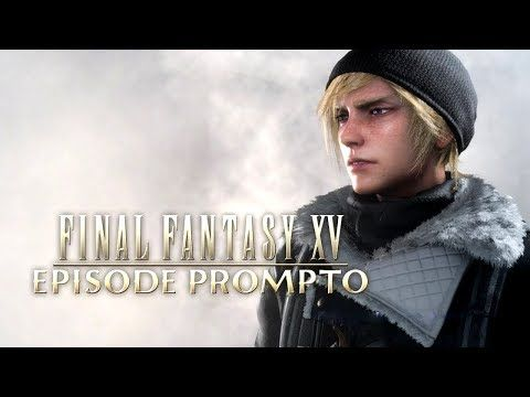FINAL FANTASY XV WINDOWS EDITION Episode Prompto 4K 60FPS Game Movie (All Cutscenes) Ultra HD