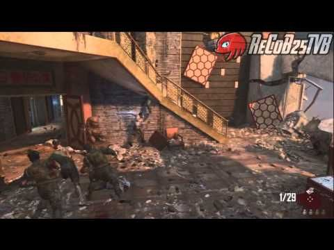 Truco Black Ops 2 Zombies DIE RISE Barrera invencible + Municion Infinita Olympia - By ReCoB