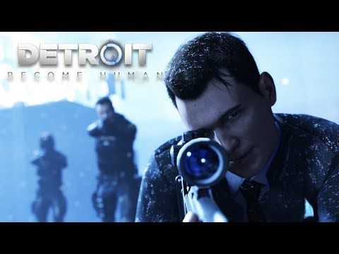 Detroit: Become Human (RUTHLESS EDITION) All Cutscenes (Game Movie) 1080p HD