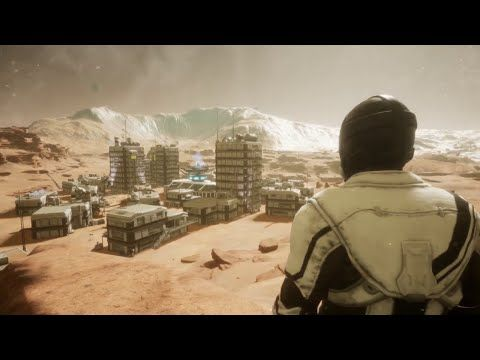 Memories of Mars - Season 1 Announcement Trailer