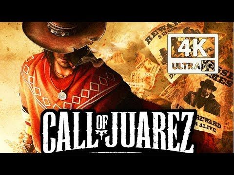 CALL OF JUAREZ: GUNSLINGER All Cutscenes (Game Movie) 4k 60 FPS