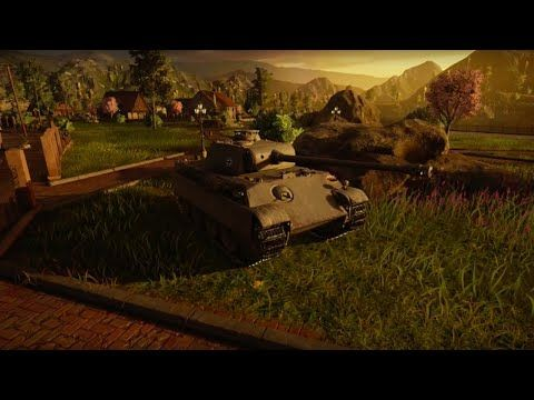 World of Tanks Official War Stories: Spoilers of War Trailer