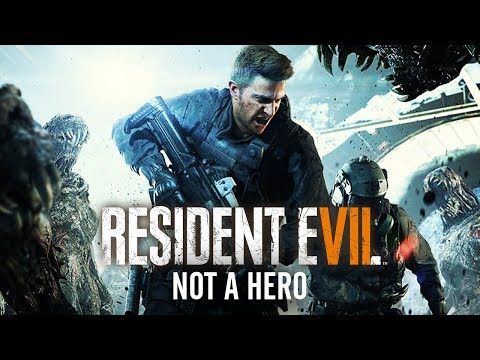RESIDENT EVIL 7: NOT A HERO All Cutscenes (Game Movie) 1080p HD
