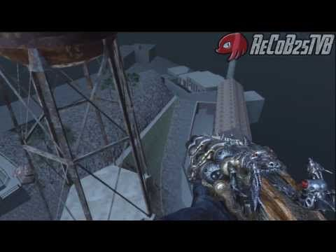 Mods Black Ops 2 Zombies MOB OF THE DEAD PS3 DEX Exterior del Mapa & Sitios Inaccesibles - By ReCoB