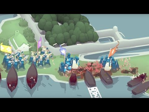 Bad North - Nintendo Switch Announcement Trailer