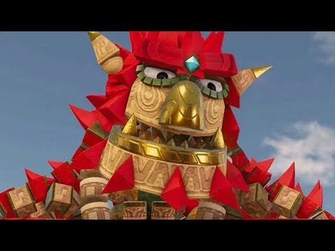 Knack 2 All Cutscenes (Game Movie) PS4 PRO 1080p 60FPS