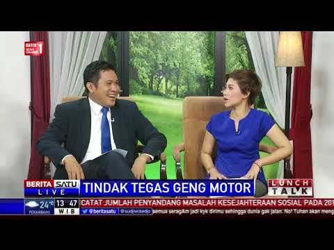 Lunch Talk: Tindak Tegas Geng Motor #3