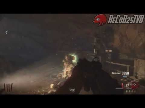 Truco Black Ops 2 Zombies ORIGINS Respawn Fijo solo salen Zombies por una Ventana - By ReCoB