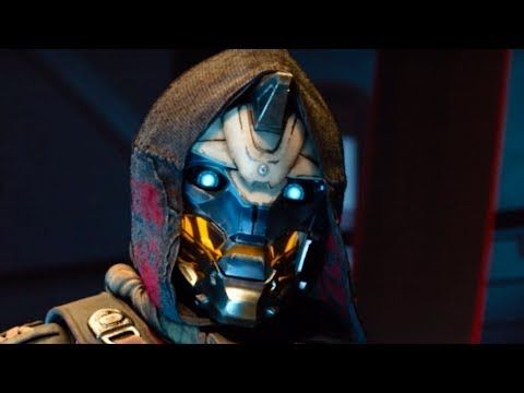 DESTINY 2 All Cutscenes (PS4 PRO) Game Movie 1080p HD