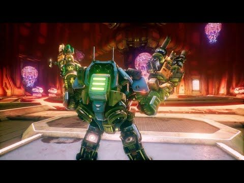 Mothergunship - Demo Trailer