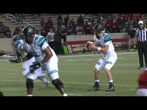 Oshamar Abercrombie Career Highlights (CCU)