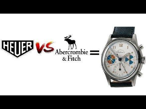 This Abercrombie & Fitch Watch Will Improve Your Fishing
