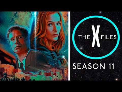 Soundtrack The X-Files Season 11 (Theme Song Official) - Trailer Music The X Files