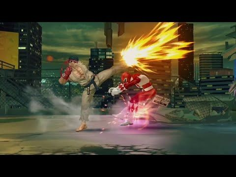 Power Rangers: Legacy Wars - Official Street Fighter Trailer