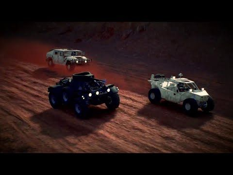 Gravel - Armored Operation DLC Trailer