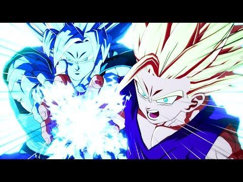 DRAGON BALL FIGHTERZ  All Cutscenes (Japanese Dub) Game Movie ??????? ??????