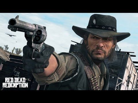 Red Dead Redemption Pelicula Completa Full Movie