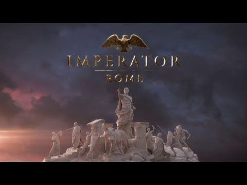 Imperator: Rome - Announcement Trailer