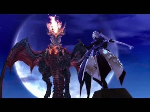 Shining Resonance Refrain - The Dragon's Power Awakens Trailer
