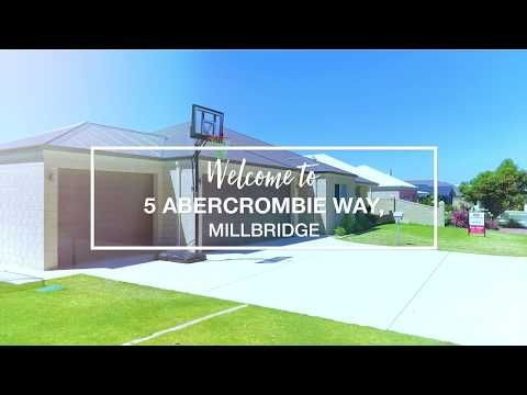 5 Abercrombie Way, Millbridge - Property Video