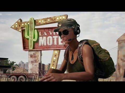 PUBG Xbox One Miramar Map Teaser Trailer