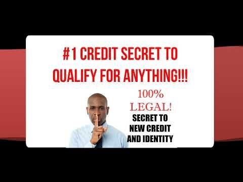 Get a New Credit File 100% Legal | Avoid CPN & Credit Repair Scams
