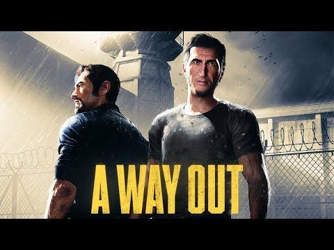 A WAY OUT All Cutscenes (LEO Edition) Game Movie 1080p HD