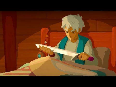 Moonlighter Official Release Date Trailer
