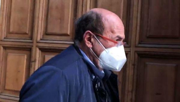 Bersani: le forze che hanno sostenuto Conte devono collaborare
