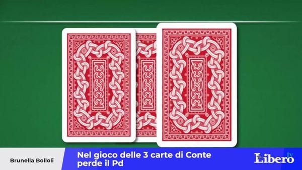 Nicola Zingaretti alla deriva, nel gioco delle tre carte di Giuseppe Conte perde solo il Pd