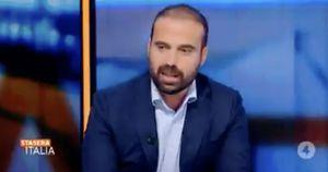 Luigi Marattin, irrompono i carabinieri in terrazza: assembramento illegale, il renziano multato