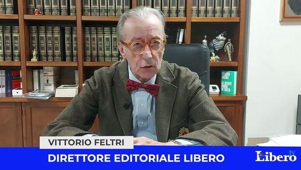 Vittorio Feltri sul libro di Luca Palamara: Il magistrato dà notizie di reato ma nessuno indaga, cane non mangia cane