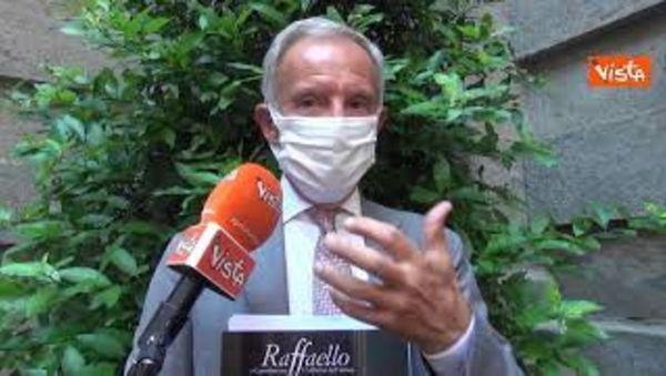Una mostra su Raffaello a Capodimonte, Bellenger: In questo periodo c'è bisogno della sua armonia