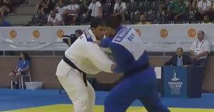 Tokyo 2020, il judoka algerino si ritira: