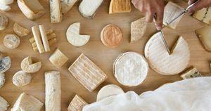 Il celebre formaggio